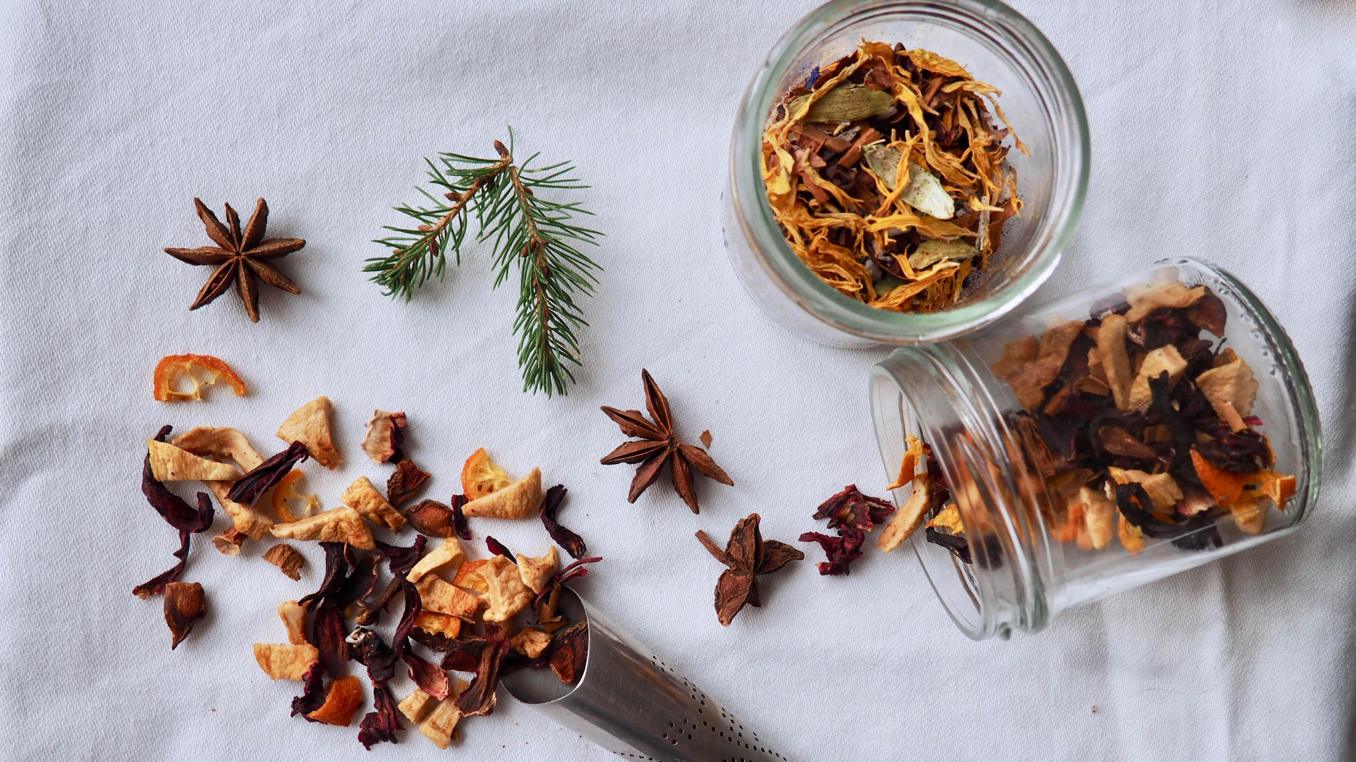 Petites Infusions d'Hiver